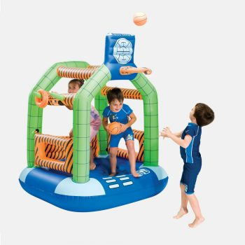 Komplett játszóház gyermekeknek.