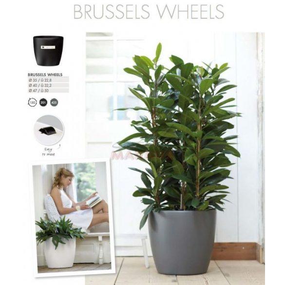 elho Brussels Wheels kaspó görgőkkel