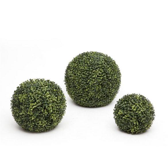 Mű Gömb Buxus-Boxwood ball