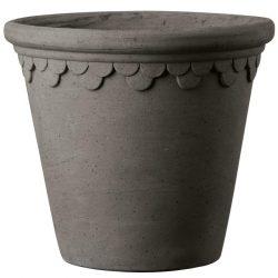 Vaso Royal Grau Agyagcserép