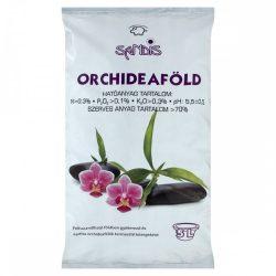 GARRI Virágföld: Orchideaföld 5 literes