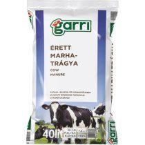 GARRI Virágföld: Érett marhatrágya 40 literes