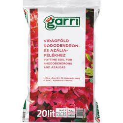 GARRI Virágföld: Rododendron föld 20 literes