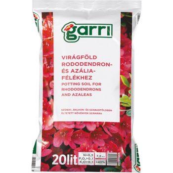 GARRI Virágföld: Hortenzia föld 20 literes