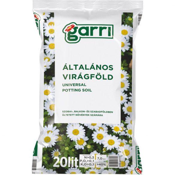GARRI Általános virágföld 20 Literes