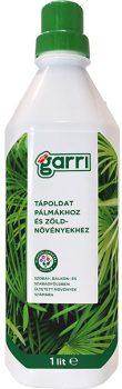 GARRI Pálma és zöldnövény tápoldat 1 Literes