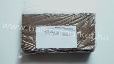 Kókuszrost-  kókuszrost tégla 65 dkg
