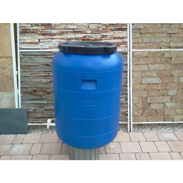 Műanyag Hordó Csappal 200 Liter