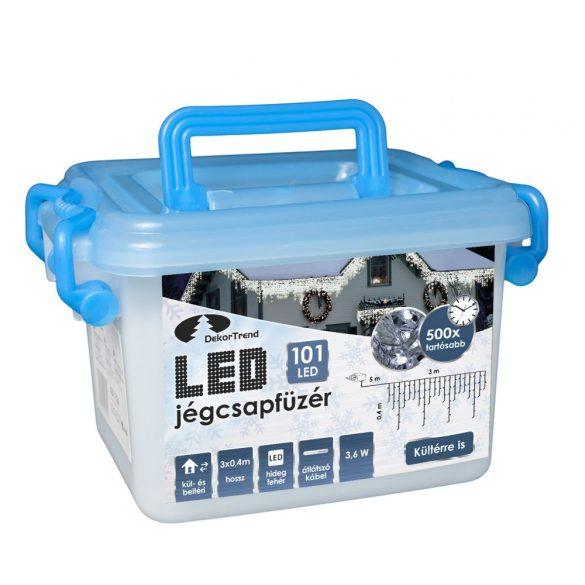 Kültéri LED jégcsapfüzér