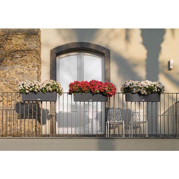 Lechuza Balconera Cottage 80 cm önöntözős balkonláda