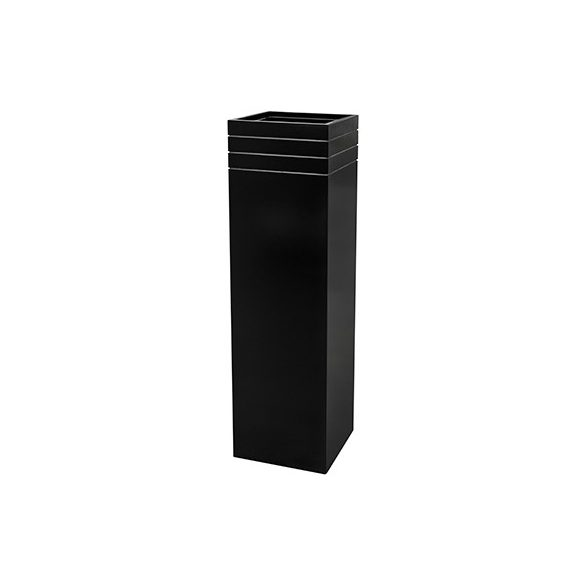 Line-Up Tall Planter Matt Black
