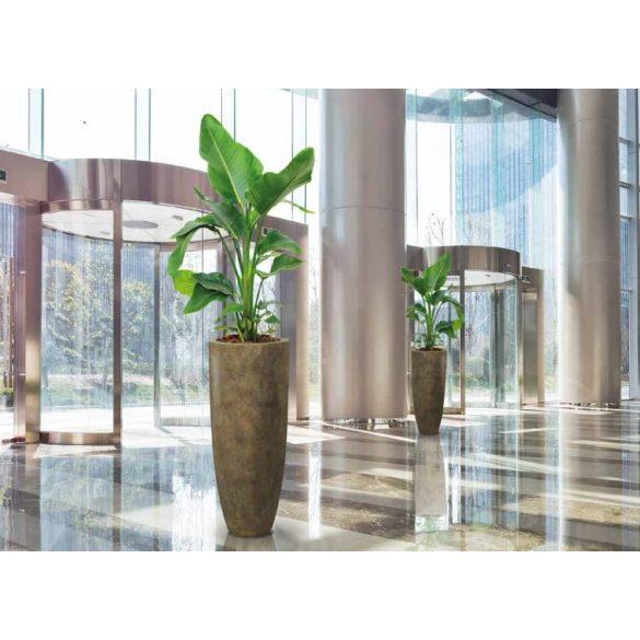 Luxe Lite Universe Waterfall bronze kaspó