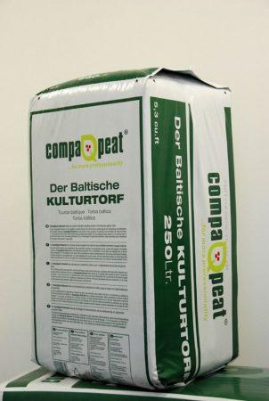 COMPAQPEAT Tőzeg 250 Literes