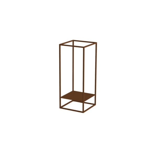 Parthenon Decorative Iron 45 x 45 x 120 cm