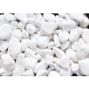 Thassosi Görög fehér díszkavics