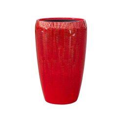 Vogue Amfi Partner Glossy Snake Red